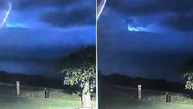 "Ozzy Police release footage of UFO claiming ""we are not alone"""
