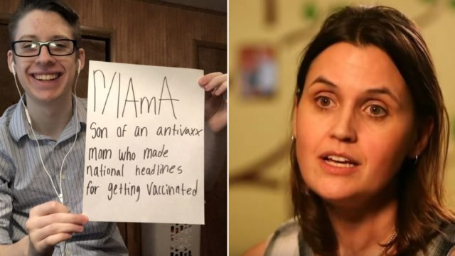 Son of anti-vaxxer who got vaccinated on 18th birthday shares all in Reddit AskMeAnything