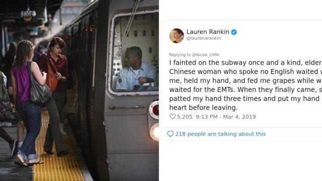 People share the most awesome acts of kindness they've experienced from strangers