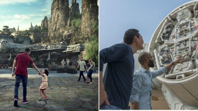 Star Wars Galaxy's Edge theme park looks f***en outrageously good