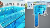 The most f***en ridiculously deep swimming pool in the world to open in Poland