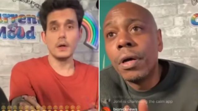 """Dave Chappelle calls musician's performance """"gay"""" on live Instagram show, gets awkward"""