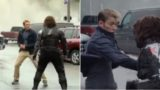 This Captain America fight scene without any special effects is f**ken mint