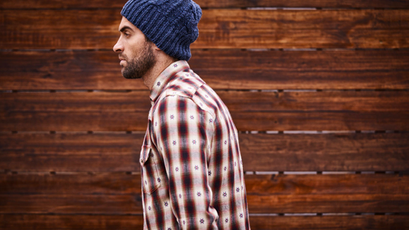 Hipster offended his photo is in article about hipsters looking all the same, it isn't him