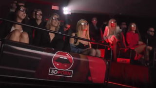 "5D ""Adult cinema"" opens in Amsterdam, complete with air cannons, water jets and more"