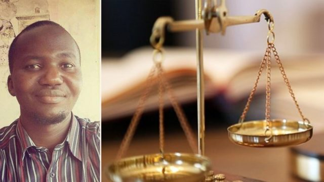 Bloke becomes lawyer to win his Dad's land back 23 years after legal dispute