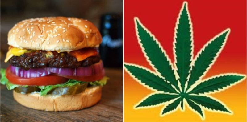 American burger joint releasing 'special' burger on 4/20