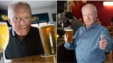 74-Year-Old legend is on world's longest pub crawl, has visited 51,000 pubs
