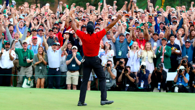 Nike drops incredible ad following Tiger Woods' win at The US Masters
