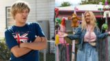 The trailer for Chris Lilley's new Netflix series looks f**ken gold