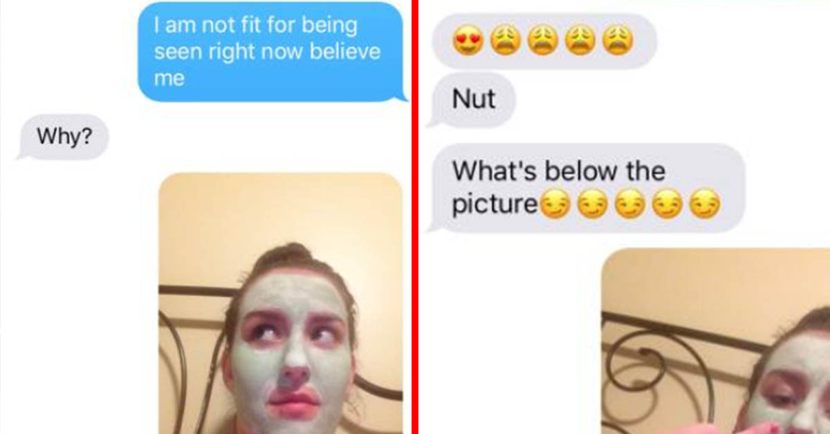Sheila takes the piss and strings desperate bloke along after he asked her to sendnudes
