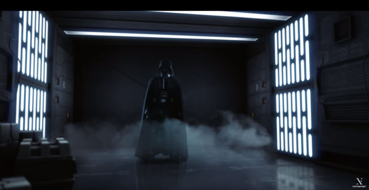Darth Vader Vs Obi Wan fight scene gets a f***en epic re-imagining