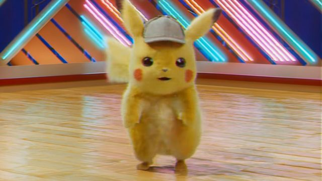 "Ryan Reynolds has ""leaked"" Inspector Pikachu to movie YouTube, racked up 13M views"