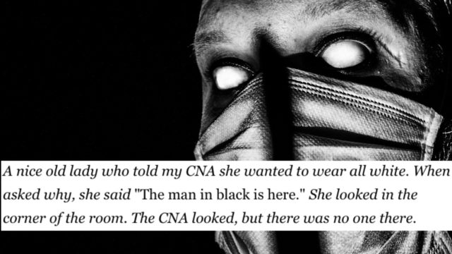 Medical Workers Share the Last Words of Their Patients That Have Always Haunted Them