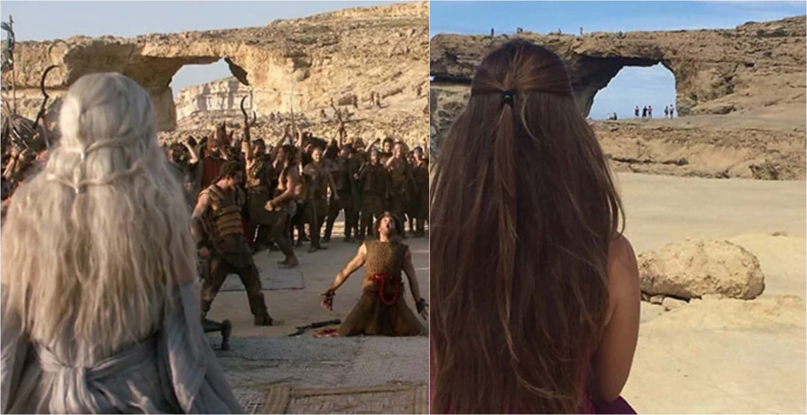 This is how a number of key places in Game of Thrones look in real life