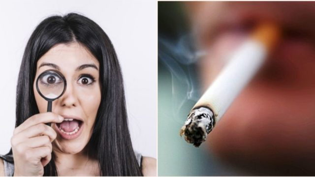 Smoking ciggies can make ya willy shrink, says science