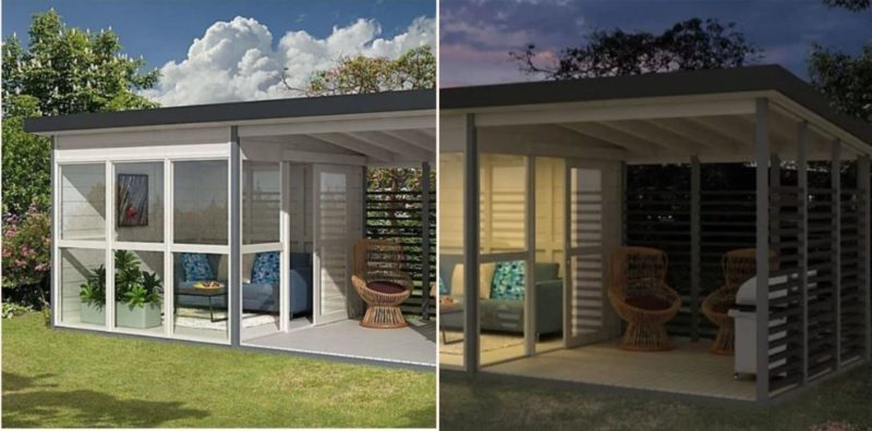 Amazon's selling a DIY guesthouse 'kit' that you can assemble in 8 hours