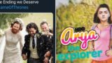 Maisie Williams asks internet for GoT memes, receives hundreds of hilarious replies