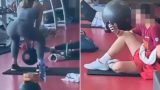 Creepy f**k banned from gym after getting caught in this dirty act