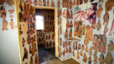 This house with over 1,000 nude pics inside has gone up for sale