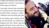 Bloke cancels wedding after he found out how his fiance treated their pet dog