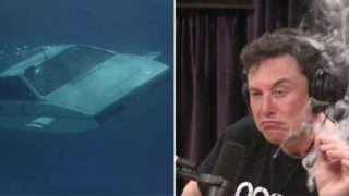 Elon Musk says Tesla have designed an underwater James Bond-style car