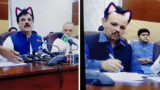 Pakistani Government accidentally turn on cat filter during Facebook live, Internet responds
