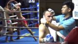 Reliving the Muay Thai fighter who had his head caved in by a 'hellbow'