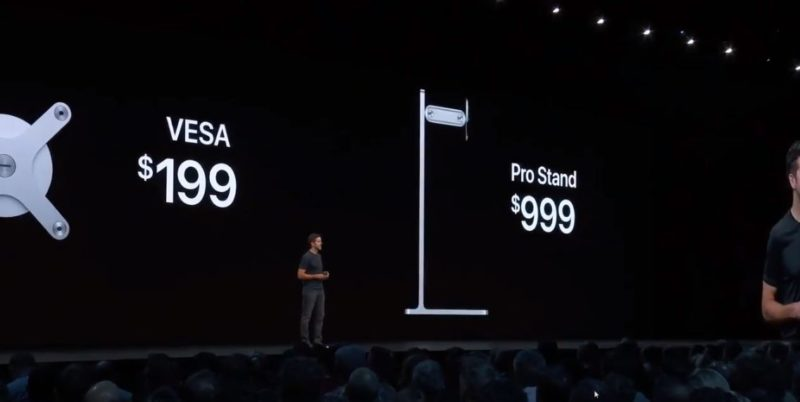 Apple fanboys react to its $1000 computer stand