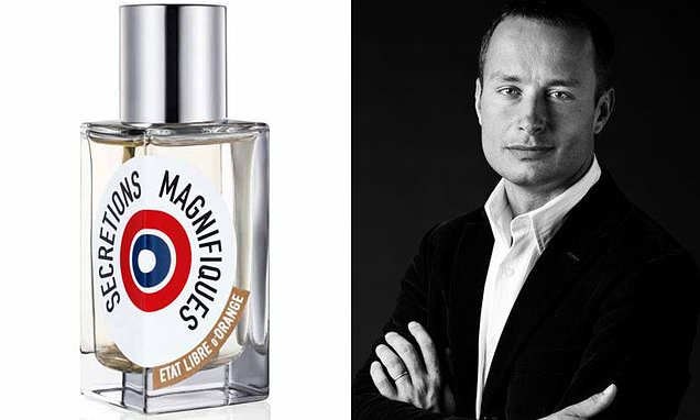 There's now a perfume released for people who want to smell like semen
