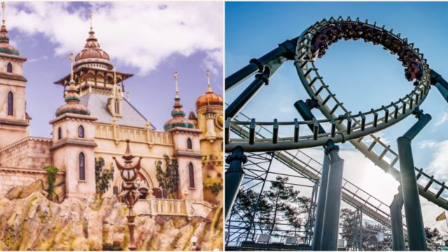 European theme park that's even better than Disney's getting a new ride