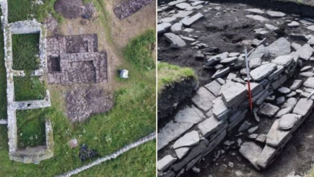Archaeologists have discovered a long-lost Viking drinking hall