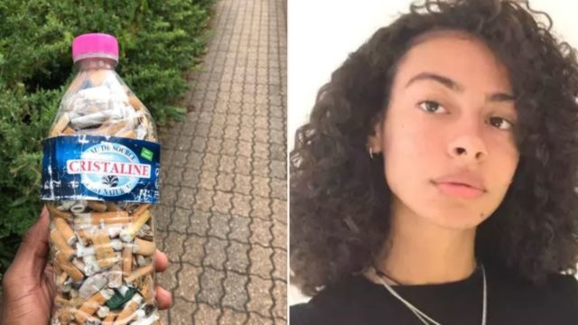 F*@#en legend teen starts viral global movement to clean up cigarette butts