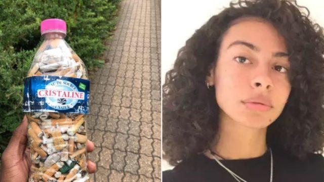 F*@#en legend teen starts viral global movement to clean up cigarette butts