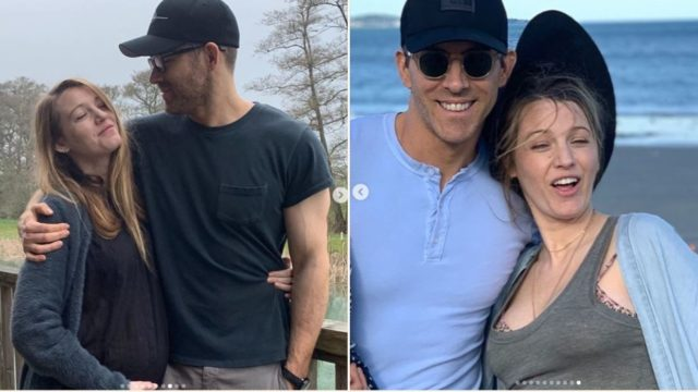 Ryan Reynolds trolls wife Blake Lively on her birthday by uploading dreadful photos of her