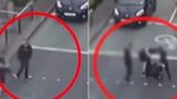 This hero put hands on a robber after seeing Elderly Woman knocked to the ground