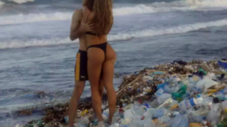 """Pornhub launches """"Dirtiest porn ever"""" to help clean up the oceans"""