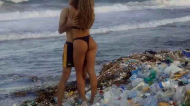"Pornhub launches ""Dirtiest porn ever"" to help clean up the oceans"