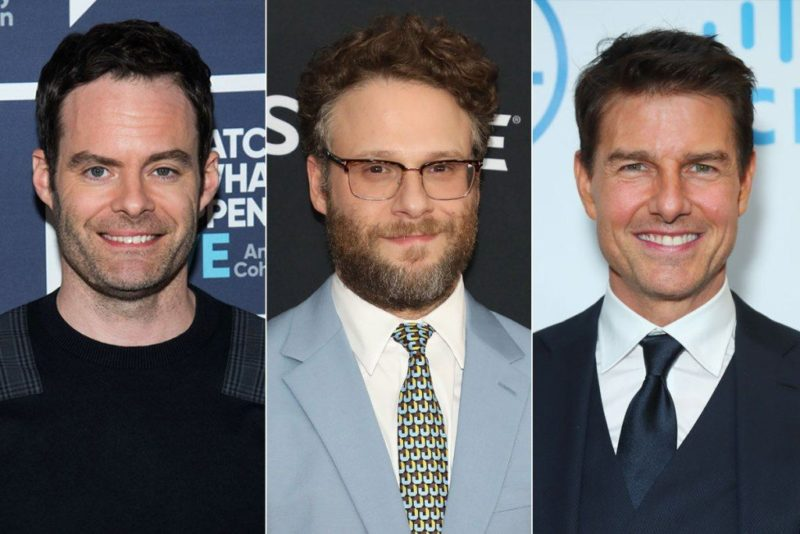 This Deepfake shows Bill Hader seamlessly transform into Tom Cruise and Seth Rogen