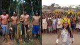 Warring Amazonian Tribes have united against Brazilian Government to protect the environment