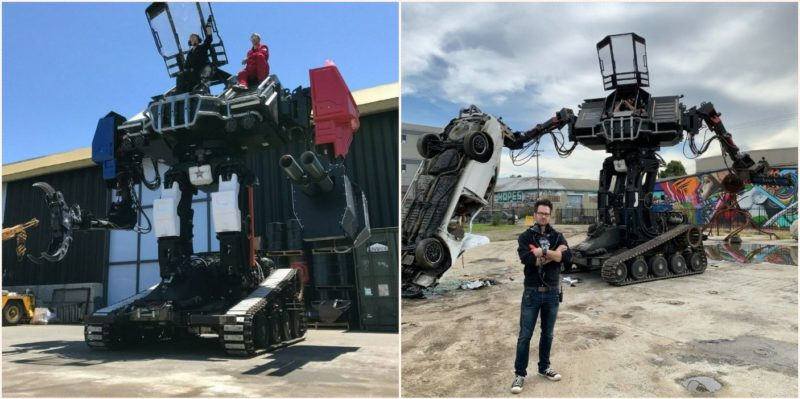 MegaBots' 15-foot battle robots are up for sale on eBay!