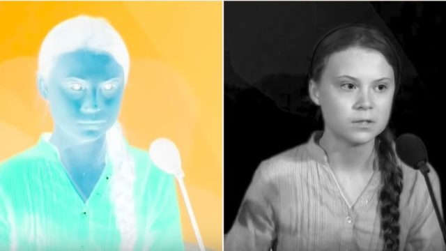 Greta Thunberg's famous speech has been transformed into a Swedish death metal song