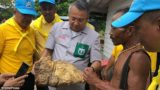 Broke Thai fisherman strikes gold after finding super valuable whale vomit