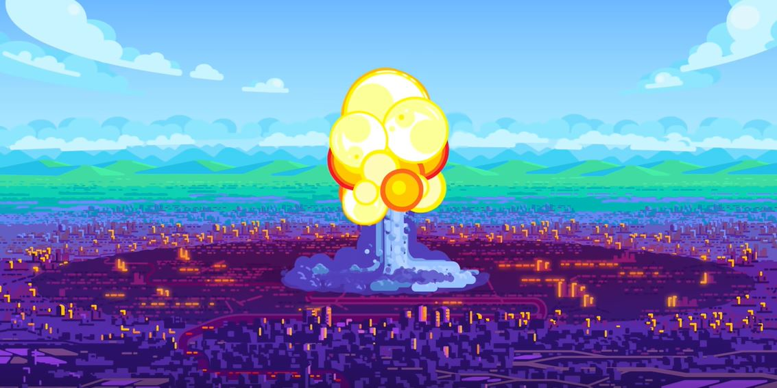 Here's what would actually happen if a city was nuked