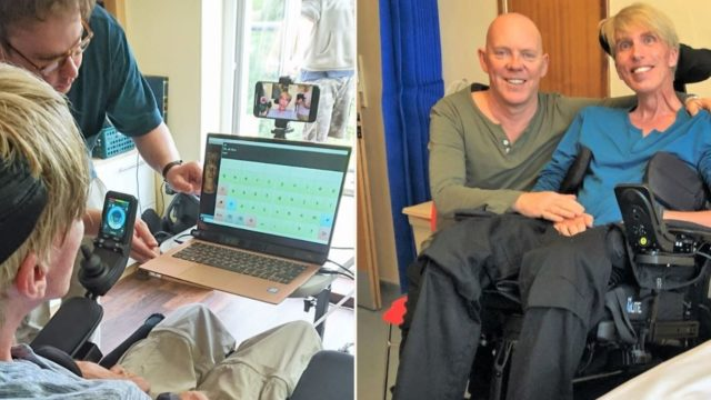 Terminally ill scientist becomes 'Full Cyborg' after latest surgery