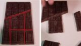 This infinite chocolate trick is a f*@#en trip out