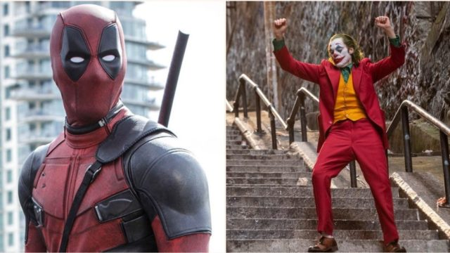 Ryan Reynolds congratulates Joker on surpassing Deadpool as the highest-grossing R-rated movie in typical fashion
