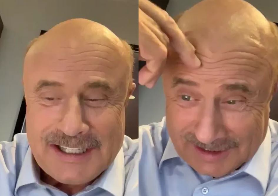 People are bloody loving Dr Phil trying to understand Internet slang on Twitter