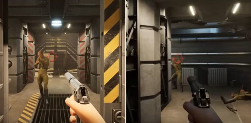 The Goldeneye 007 unreal engine 4 remake is looking f*@#en awesome!