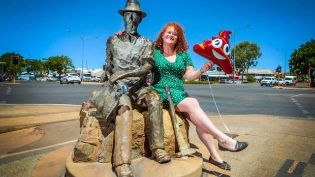 """Residents of Ozzy town actively competing for Australia's """"S**t Town of the Year"""""""
